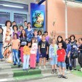 Cinema trip with the children from Care Home