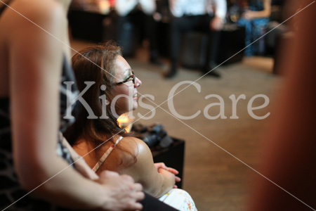 A great night out at Kids Care's first fundraising event!