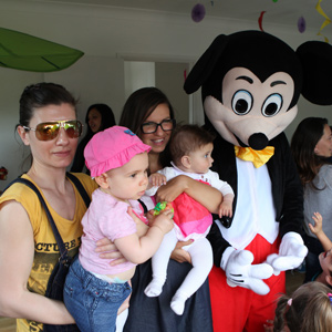 Happy Days Party, 1st June 2014